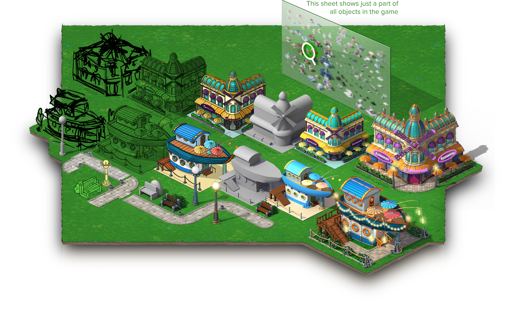 Rollercoaster Tycoon 4 Mobile On5 We Make Mobile Games